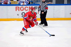 Russian rocket Pavel Bure (10) Stock Photography
