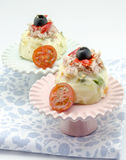 Russian salad Royalty Free Stock Image