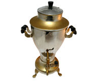 Russian samovar Royalty Free Stock Images