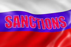 Russian sanctions Stock Photos