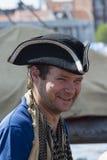 Russian seaman Shtandart Stock Image