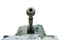 Russian self-propelled gun Royalty Free Stock Photography