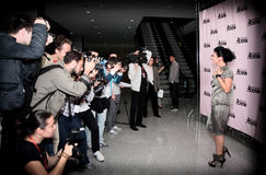 Russian Singer Elka Royalty Free Stock Photo