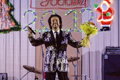 Russian Singer Philipp Kirkorov Stock Images
