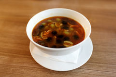 Russian soup Royalty Free Stock Images
