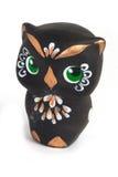 Russian Souvenir Whistle Owl Stock Photo