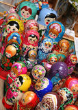 Russian souvenirs 4 Royalty Free Stock Photo