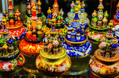Russian souvenirs Stock Photography