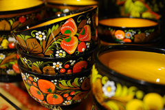 Russian souvenirs Royalty Free Stock Photography