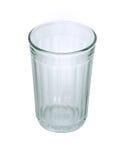Russian (Soviet) beverage glass Stock Image