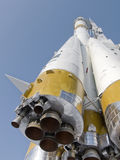 Russian Space Shuttle. Stock Image
