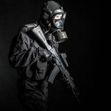 Russian special forces Royalty Free Stock Photos