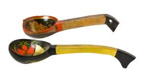 Russian spoon Stock Photos