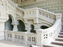 Russian staircase Royalty Free Stock Photography
