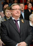 Russian statesman Sergei Stepashin. Stock Photos