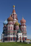 Russian style building Royalty Free Stock Images