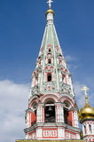 Russian Style Church in Shipka, Bulgaria Stock Photos