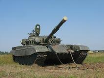 Russian T-72 tank Stock Image
