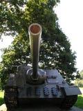 Russian tank Royalty Free Stock Photos