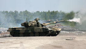 Russian tank Stock Images