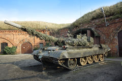 Russian tank Royalty Free Stock Images