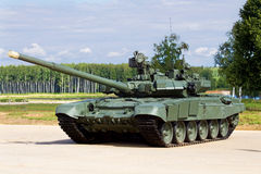 Russian tank Stock Photo