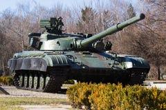 Russian Tank Stock Image