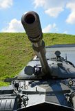 Russian tank T10 stock image