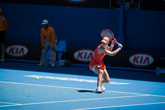 Russian tennis player Elena Dementieva Royalty Free Stock Photo