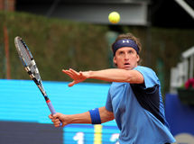 Russian tennis player Igor Andreev Stock Photography