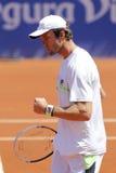 Russian tennis player Teymuraz Gabashvili Stock Images
