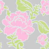 Russian traditional floral pattern. National ornament Khokhloma. Stock Photos