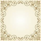 Russian traditional ornament Royalty Free Stock Images