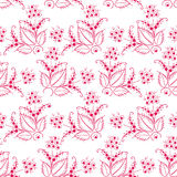 Russian traditional pattern Stock Image