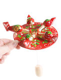 Russian traditional toy Royalty Free Stock Images