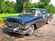 Russian Vintage Car Stock Photos