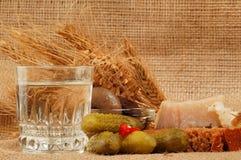 Free Russian Vodka Naturmort Royalty Free Stock Photo - 3193455