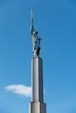 Russian war memorial in Vienna, Austria Stock Images