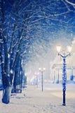 Russian winter Royalty Free Stock Photo