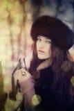 Russian women Stock Photo