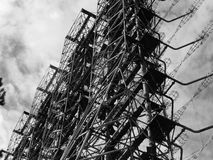 Russian woodpecker Stock Photography