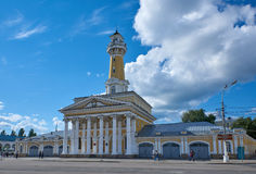Russie La ville de Kostroma photo stock