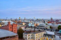 Russie moscou Vue panoramique de Moscou photo libre de droits
