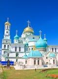 Russie Nouveau monastère de Jérusalem, Istra Photos stock