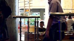 Russie siberia 24 juillet 2015 Petit garçon mignon et clips vidéos