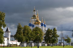 Russie siberia Tobolsk Kremlin Photographie stock libre de droits