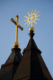 Russin church Royalty Free Stock Photography