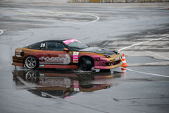 Russin Drift Series Stage 4 Stock Photo