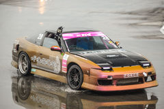 Russin Drift Series Stage 4 Stock Photos