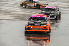 Russin Drift Series Stage 4 Royalty Free Stock Images